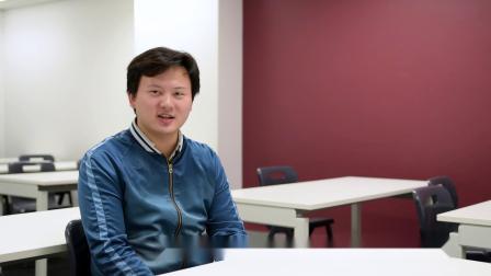 中央昆士兰大学学生故事 - 马海晴