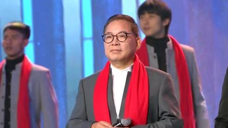 张明敏张颂华父子合唱《我的中国心》,热血唱响中华儿女的声音