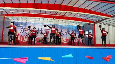 茨洲广场舞《拜新年》
