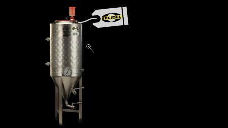 德国Speidel 双层温控智能发酵罐- Since1912