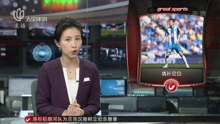 西甲空白由武磊填补 回顾五大联赛进球的中国球员