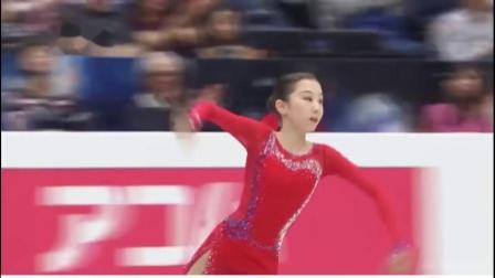 Elizabet Tursynbaeva Worlds 2019 LP