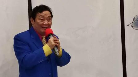名家刘银发演唱的沪剧王派经典名段《碧落黄泉》- 劝慰(20190326静安寺社区文化活动中心)