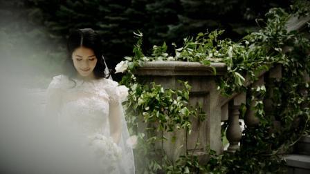 Christie & Ian 豪宅后院婚礼短片
