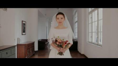 时光机私人影像 WANGJIE+YANGTONG婚礼电影