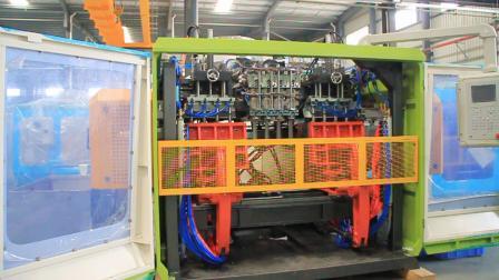 宝捷挤吹机EB70U生产三层100g1000ml农药瓶