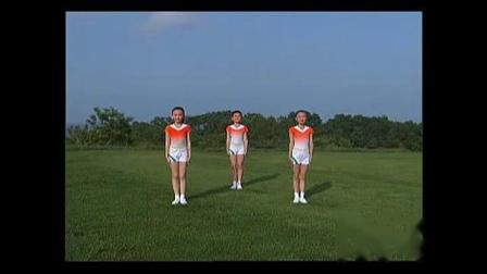 第三套小学生广播体操七彩阳光完整版 高清-国语高清