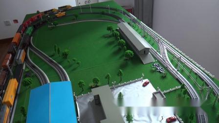 本段持有的美国两大铁路公司所属机车及车辆春季运转会(2019)