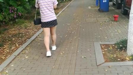 每天走路好累腿也没瘦