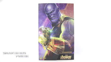 Hot Toys 灭霸 Thanos Avengers Infinity War