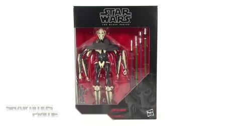 Star Wars 星战 格里弗斯将军 General Grievous 6寸