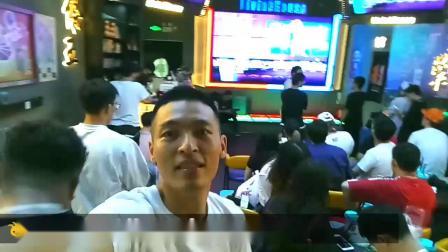 🐸童年梦圆之:大聚会现场挑战FC红白机《忍者龙剑传》比赛★★