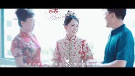 幸福鸟婚庆2019.07.06婚礼快剪 娜印象影视出品