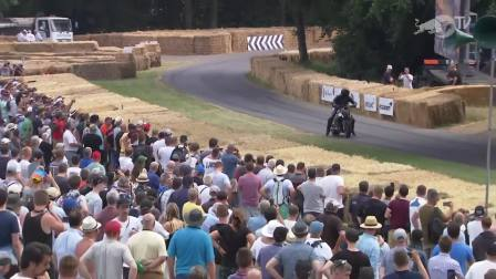 Goodwood Festival Of Speed Day 3
