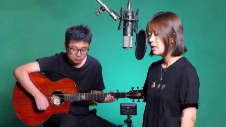 杨胖雨《情深深雨蒙蒙》吉他弹唱教学教程C调精华版 高音教