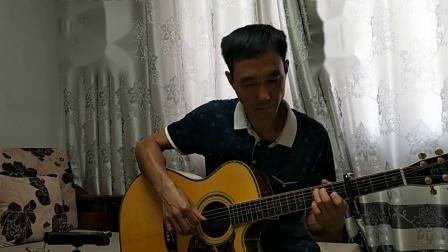 贝加尔湖畔  吉他独奏  董尚文
