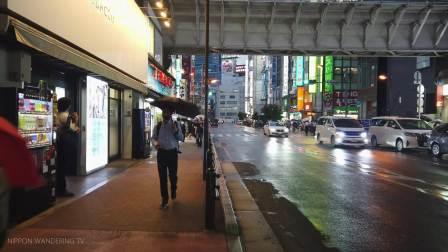 【岛国物语】漫步于雨夜的日本东京秋叶原