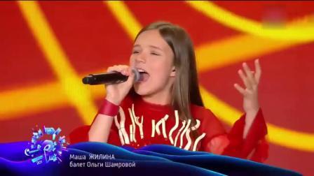 『心』Maria Zhilina | 白罗斯动听 Вышэй