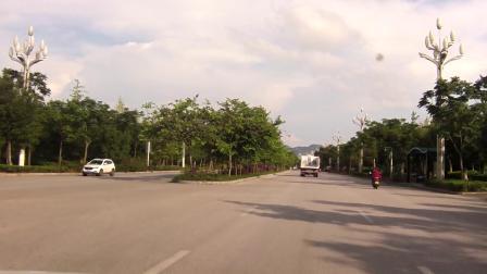贵州黔西南兴义市丰都新区龙塘大道