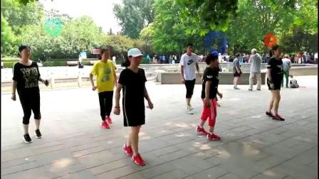 兄弟跟我走 、女人心 济南曳舞团刘红百花团队曳舞表演汇集(2019.9.2)
