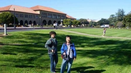 美国西部游系列十三 斯坦福大学2013.09.27