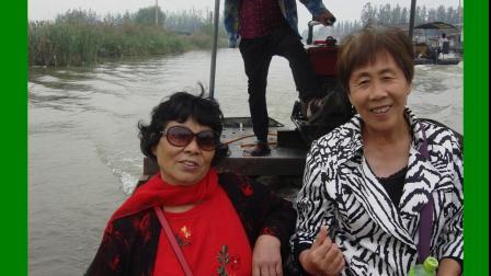 兄弟姐妹们欢聚微山湖【照片音乐视频】