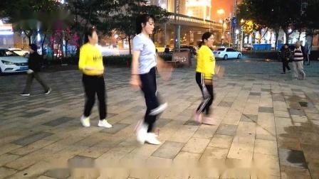 山东鹰峰曳舞团《酒醉的蝴蝶》济南刘红曳舞团队 2019-10-10
