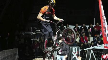 2018 BIKETRIAL indoor
