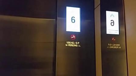 深圳四季酒店电梯2