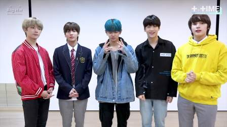[T:TIME] What is the magic school dormitory of TXT? - TXT