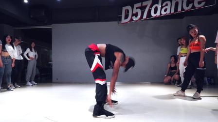 【D57舞蹈工作室】David编舞《BEFORE I LET GO》舞蹈视频