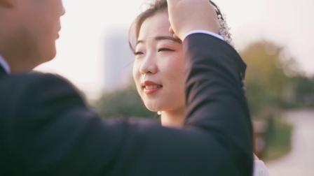X - C | 2019.11.8 婚礼当天快剪 罗漫花嫁