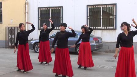 兰州霓裳玫瑰新疆舞培训班结业表演(五)🌷🌻🍁