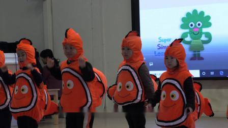 小世界定安国际幼儿园第十届金话筒海选大赛-大鹿摄制