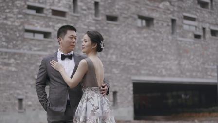 Lu&Xu 宁波华侨温德姆至尊豪廷酒店婚礼快剪 | ZEROFILM出品