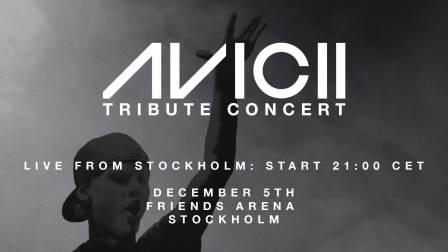 全埸紀念音樂會 Avicii Tribute Concert