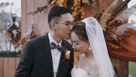 Jiang&Chen 华茂希尔顿婚礼快剪 | ZEROFILM出品