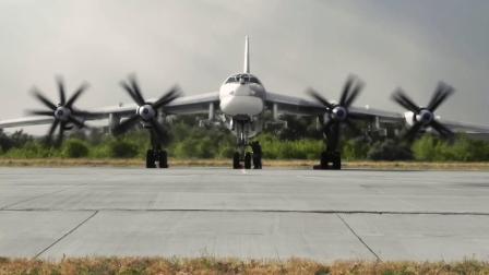 俄罗斯空天军远程航空兵纪念日2019.12.23