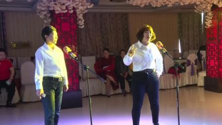 西丰县魅力水兵舞王玲团队喜迎2020年元旦联欢会