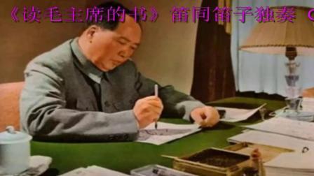 G调-读毛主席的书-笛子独奏-笛同