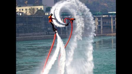 ICT中国攀枝花皮划艇野水公开赛(水上表演)图片来源于攀枝花PX梵煌摄影俱乐部
