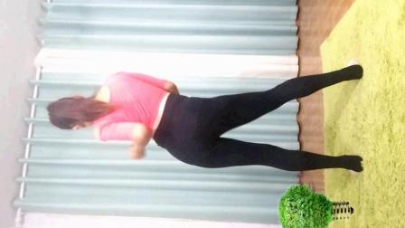 【任如意如意舞】健康从现在开始 给你背面演示让你轻松跟跳起来