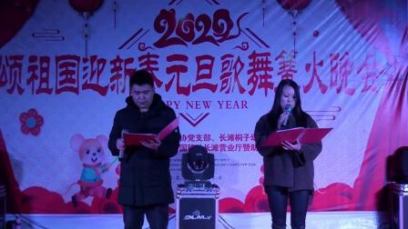 长滩个协党支部2020迎新晚会