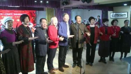 《智取威虎山》今日痛饮 全体演员 司鼓 胡国华 操琴 刘素文 文昌民乐团伴奏