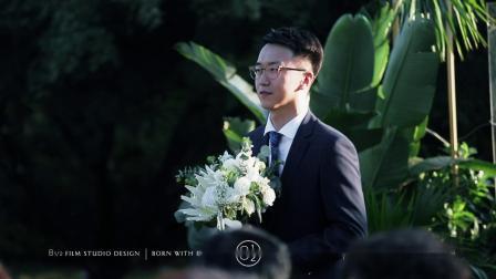 沈阳室外纪实婚礼 八又二分之一影视出品