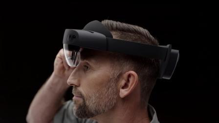 Introducing Microsoft HoloLens 2