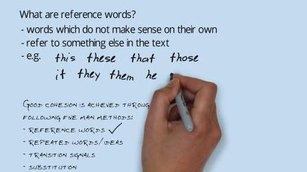 Cohesion and Coherence in Writing