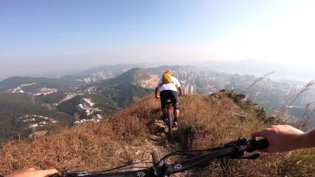TransHongKong Urban MTB Adventure w Hans Rey & Martin Maes