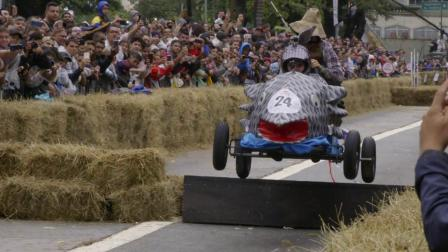 The Funniest Soapbox Race Cars From Red Bull Soapbox Race Brazil 2019
