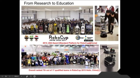 Introduction to RoboCup@Home Education Online Challenge 2020